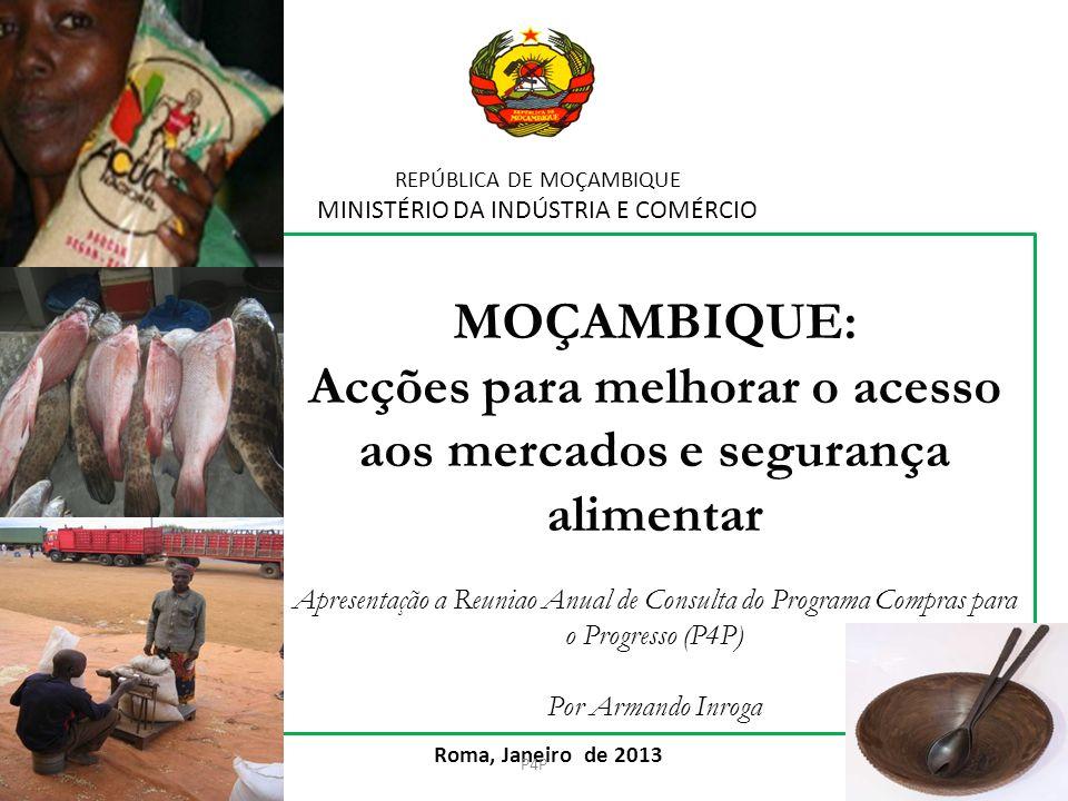 República de Moçambique Ministério da Indústria e Comércio