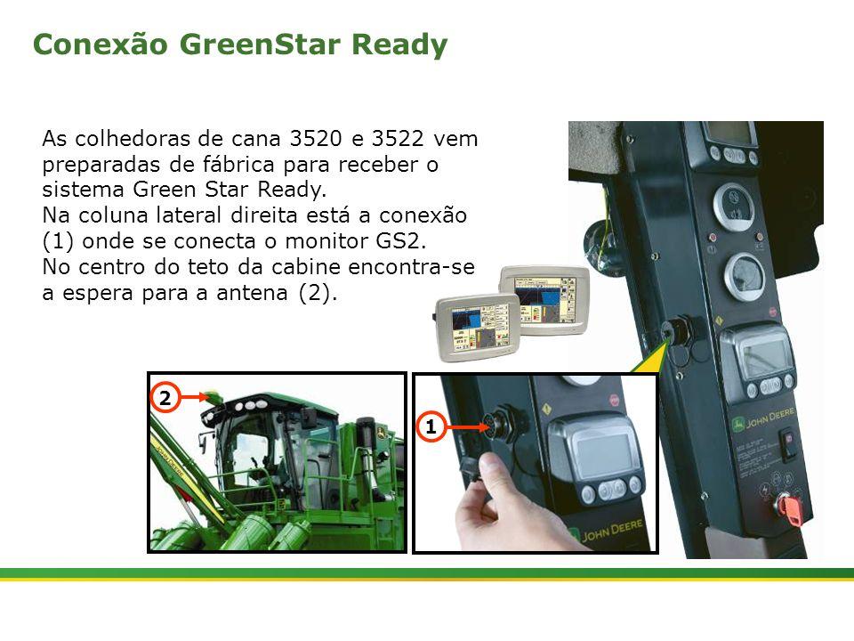 Conexão GreenStar Ready
