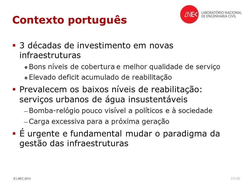 Contexto português 3 décadas de investimento em novas infraestruturas