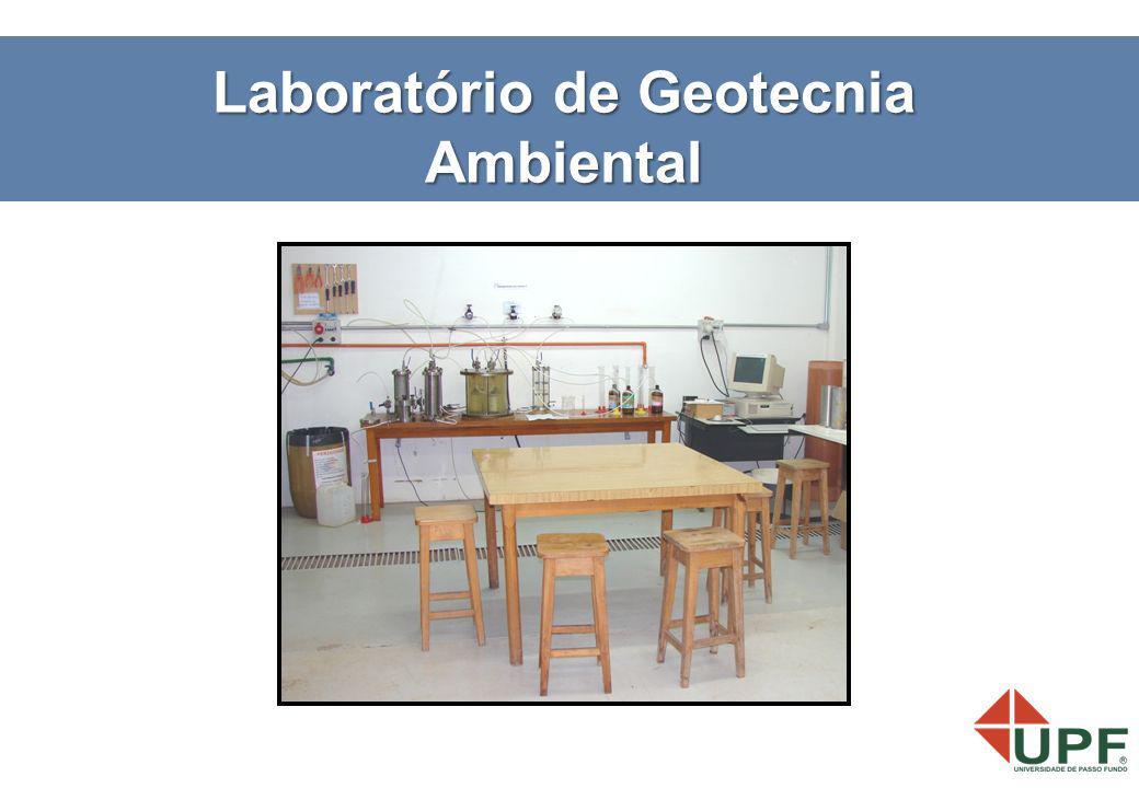 Laboratório de Geotecnia