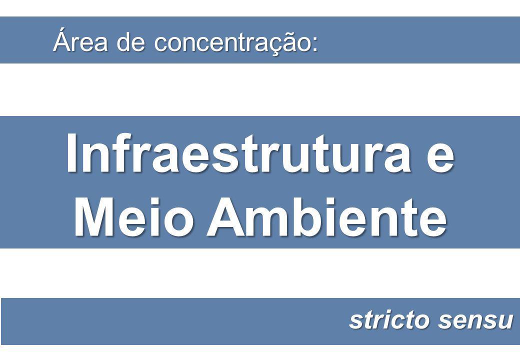 Infraestrutura e Meio Ambiente