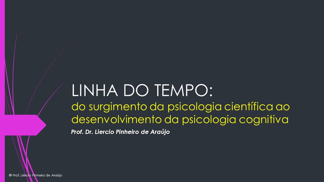 Prof. Dr. Liercio Pinheiro de Araújo