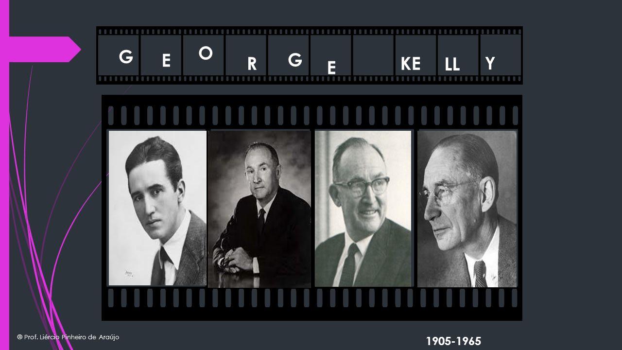 O G E G R KE LL Y E 1905-1965