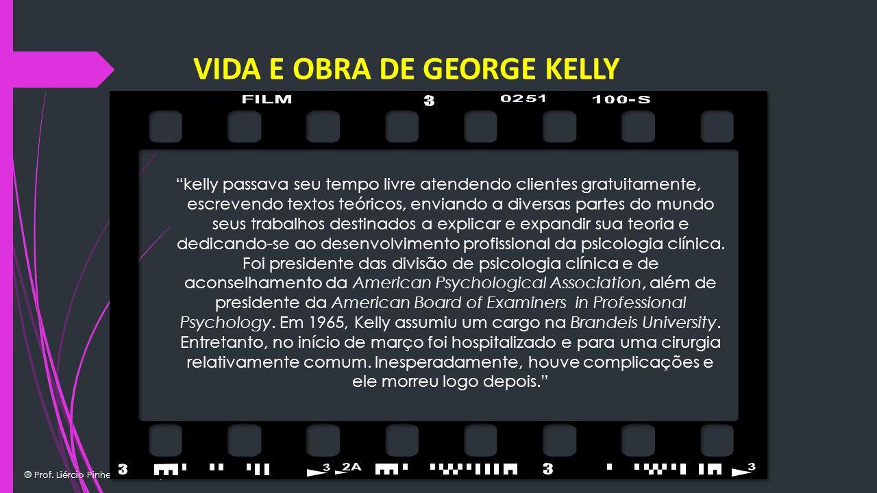 VIDA E OBRA DE GEORGE KELLY