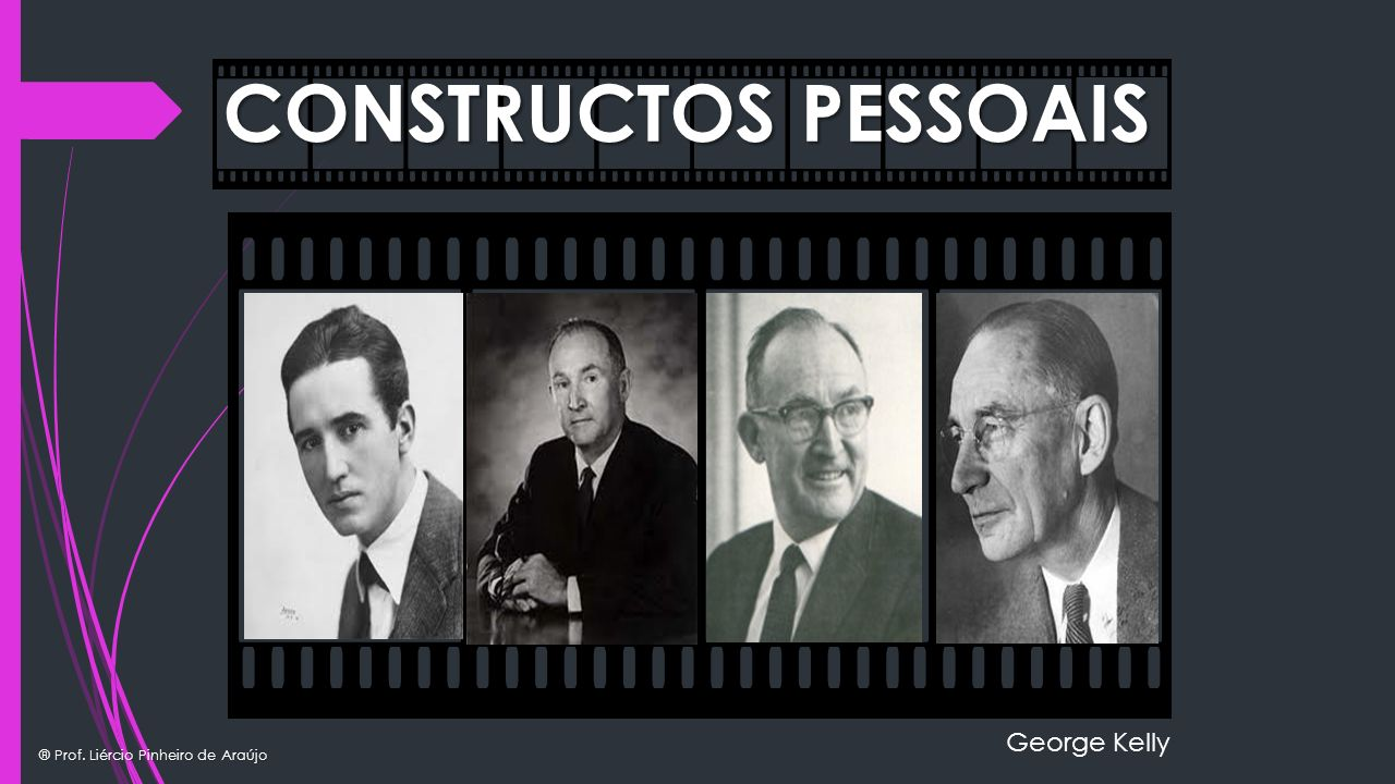 CONSTRUCTOS PESSOAIS George Kelly