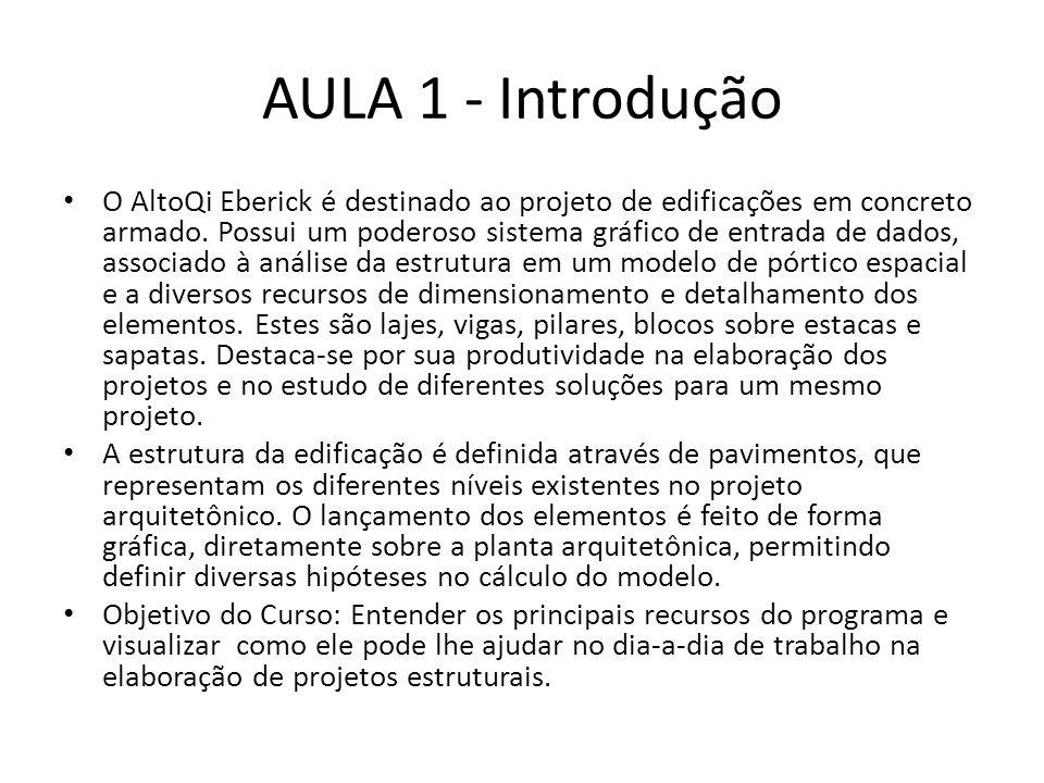 AULA 1 - Introdução