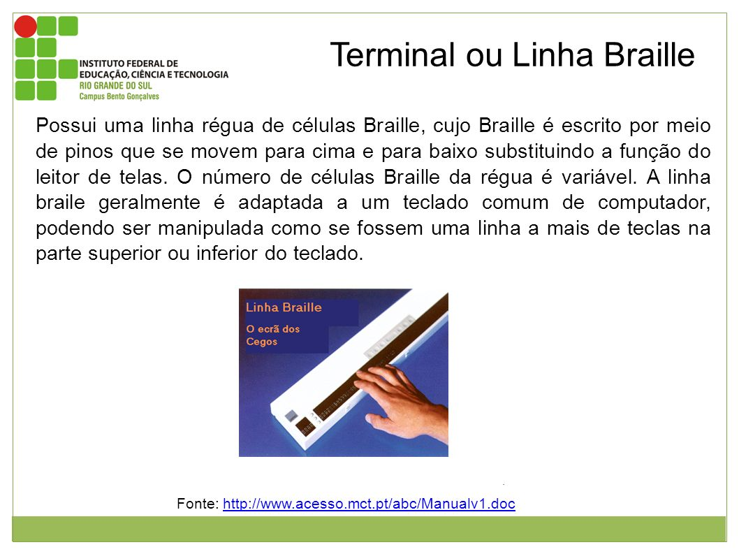 Fonte: http://www.acesso.mct.pt/abc/Manualv1.doc