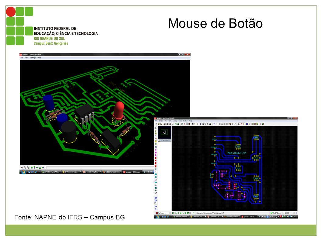Mouse de Botão Fonte: NAPNE do IFRS – Campus BG