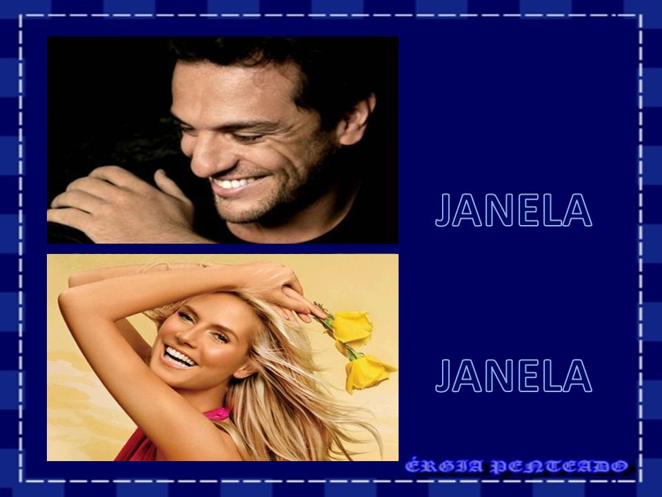 JANELA JANELA