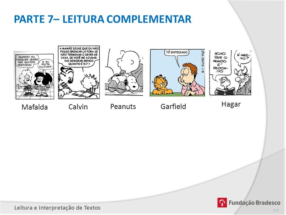 PARTE 7– LEITURA COMPLEMENTAR