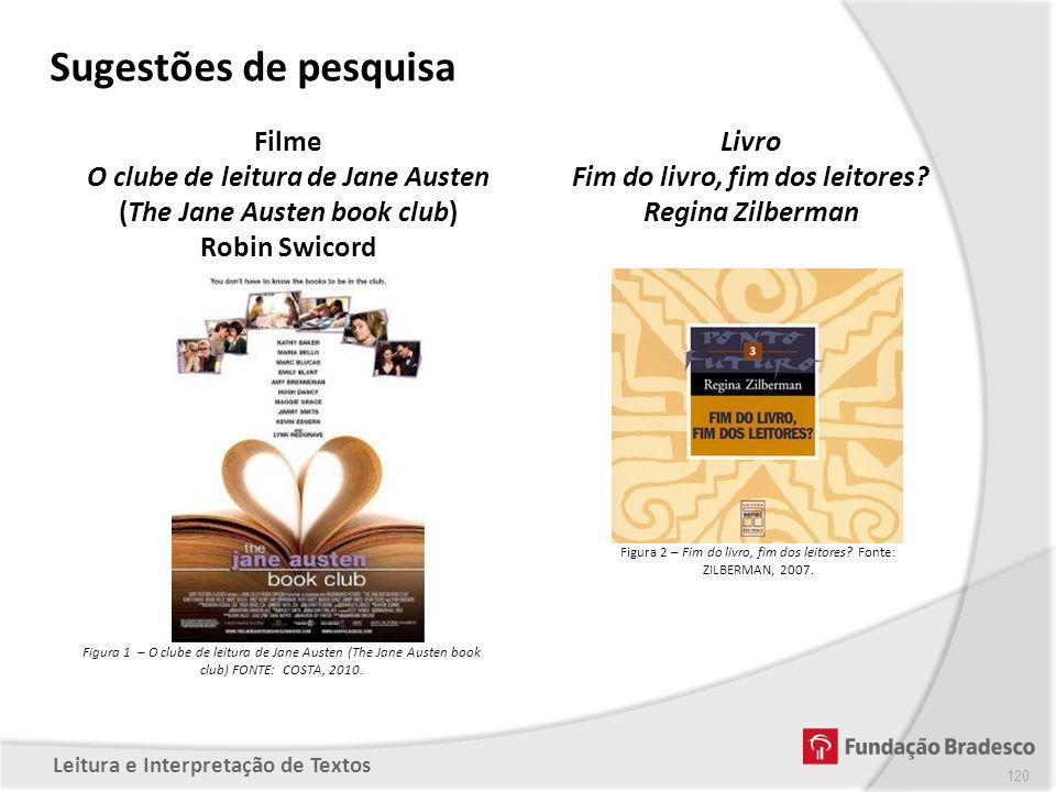 Sugestões de pesquisa Filme O clube de leitura de Jane Austen