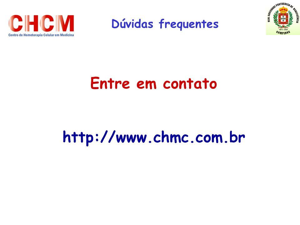 Entre em contato http://www.chmc.com.br