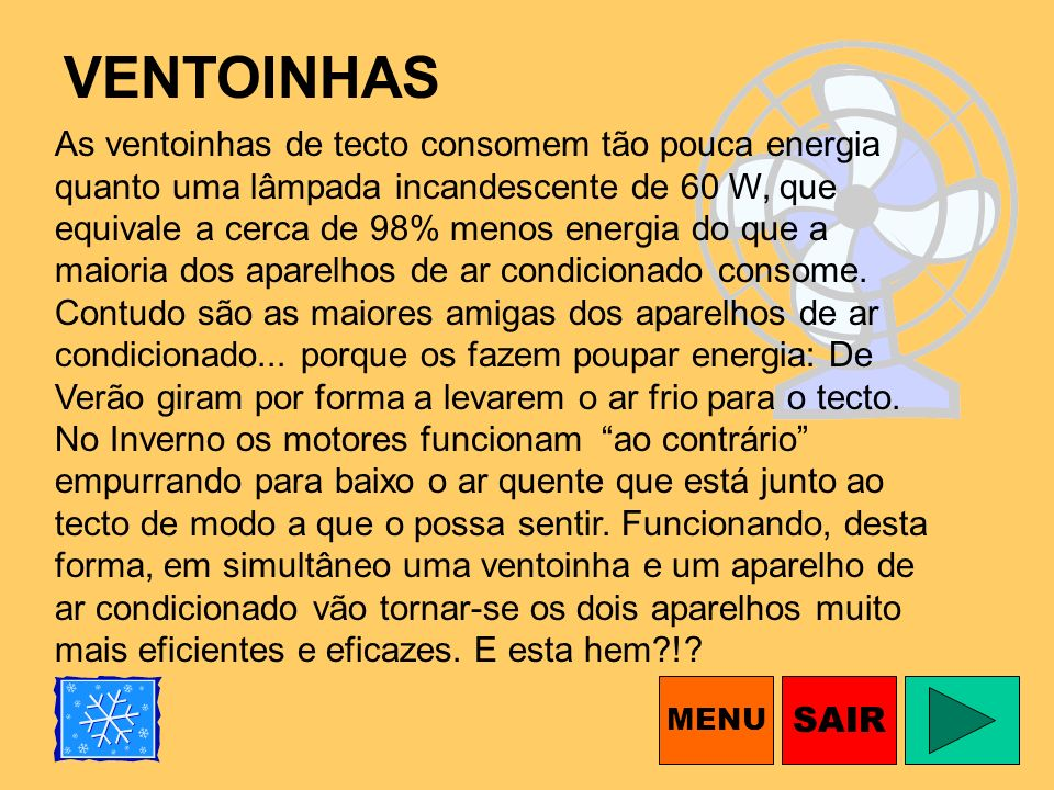 VENTOINHAS