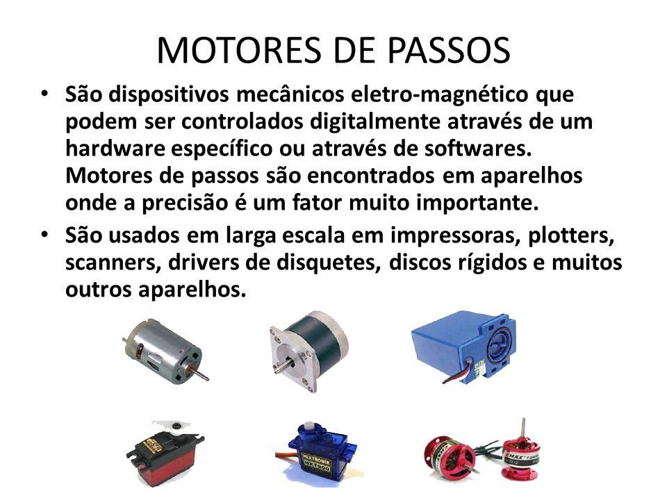 MOTORES DE PASSOS