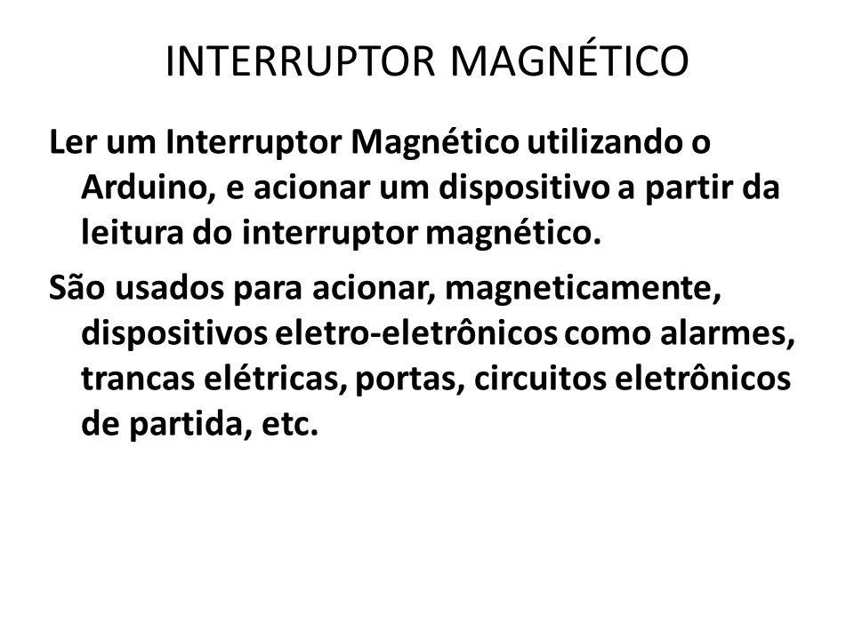 INTERRUPTOR MAGNÉTICO