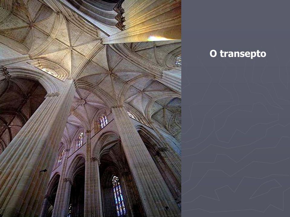 O transepto