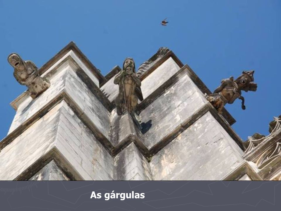 As gárgulas
