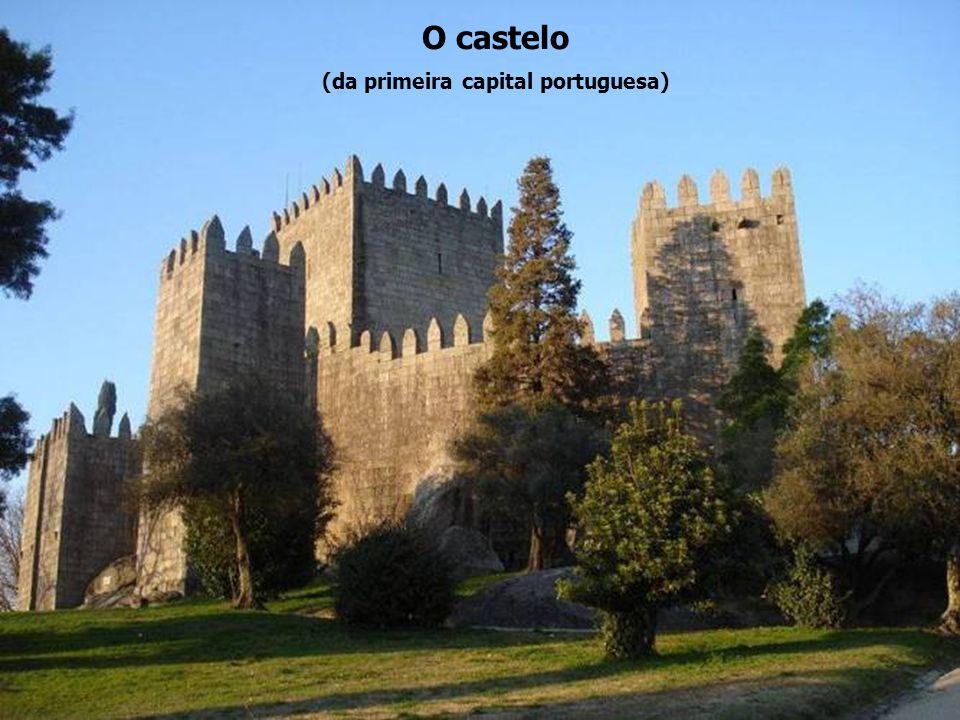 (da primeira capital portuguesa)