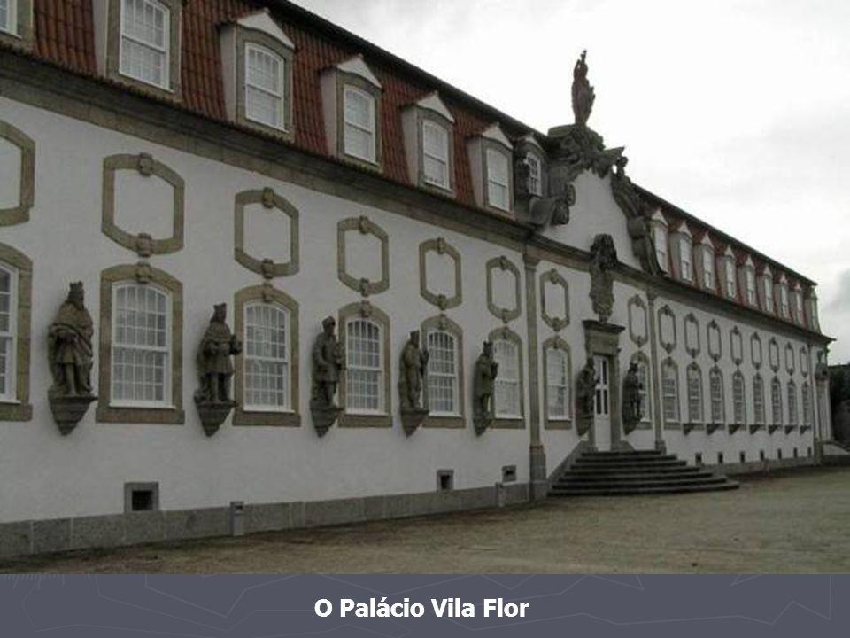 O Palácio Vila Flor