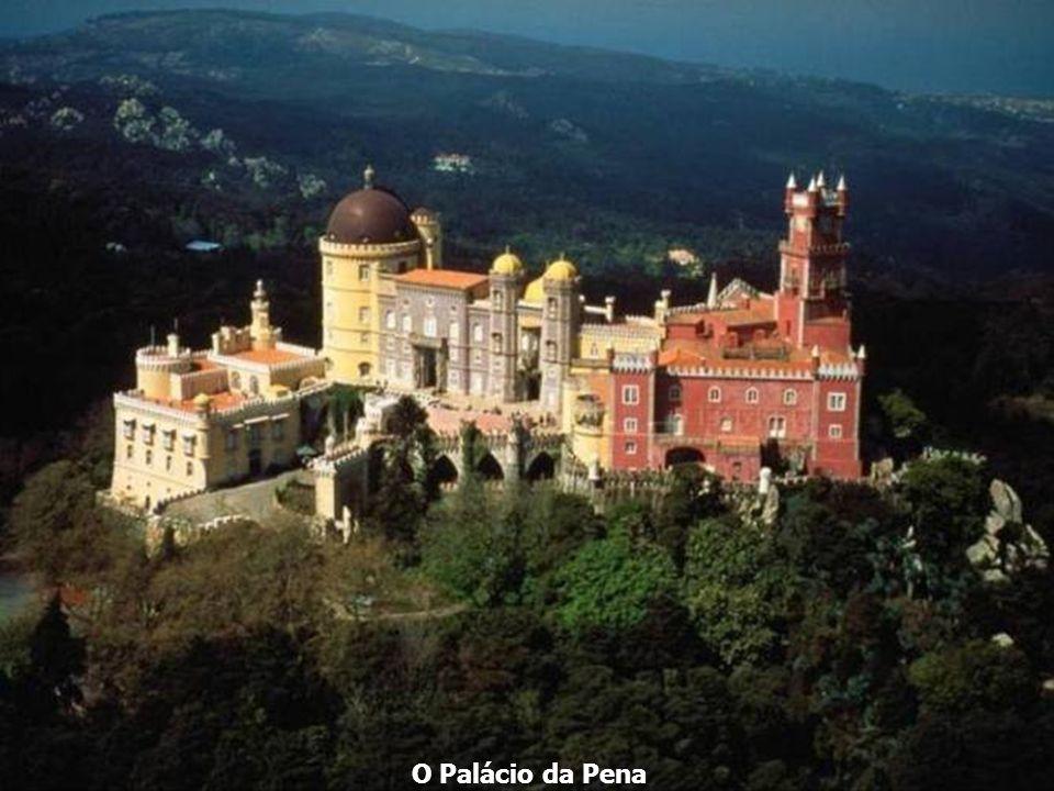 O Palácio da Pena
