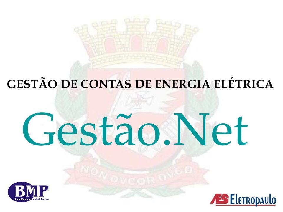 GESTÃO DE CONTAS DE ENERGIA ELÉTRICA