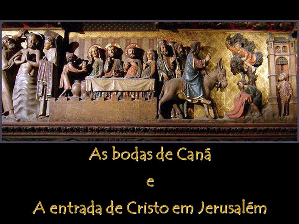 A entrada de Cristo em Jerusalém