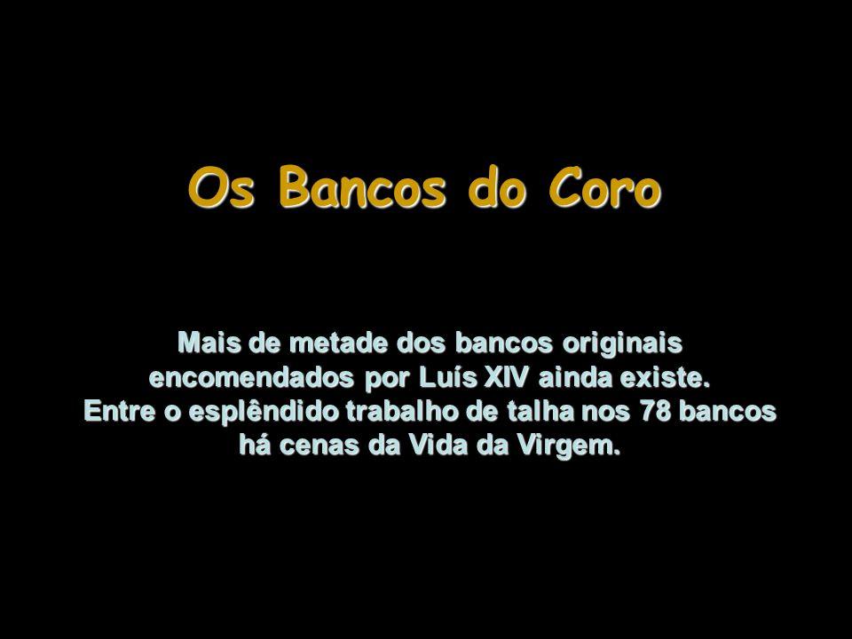 Os Bancos do Coro