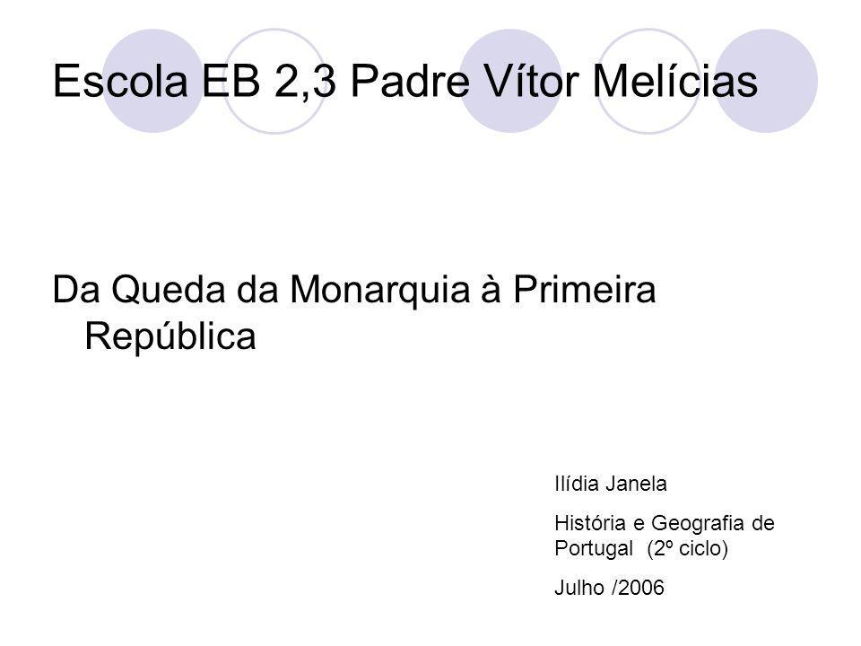 Escola EB 2,3 Padre Vítor Melícias