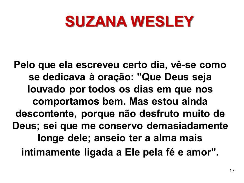 SUZANA WESLEY