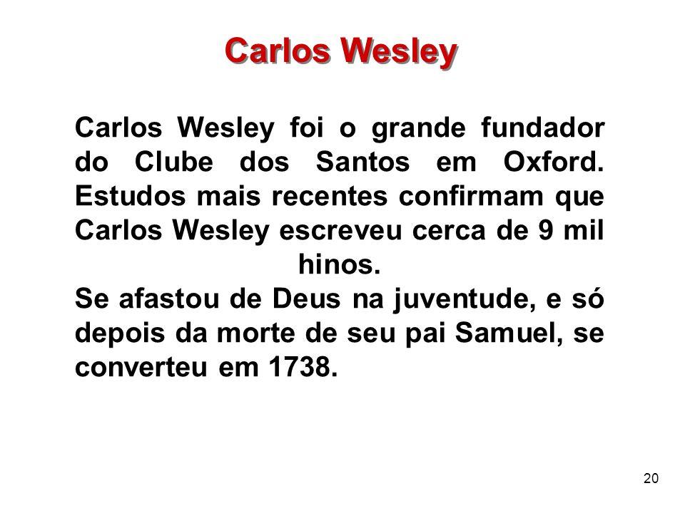 Carlos Wesley