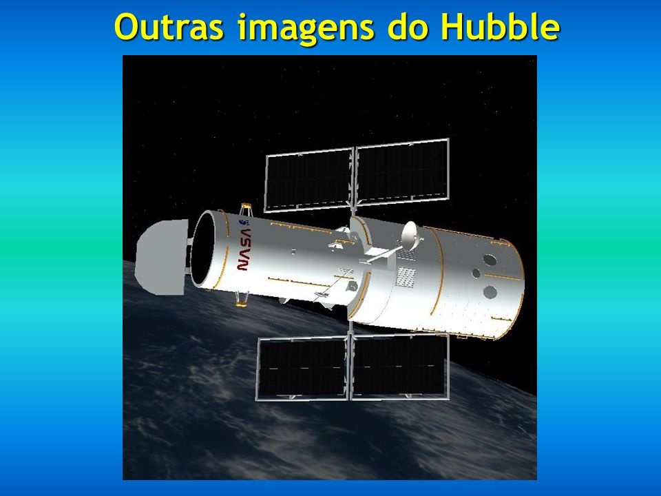 Outras imagens do Hubble