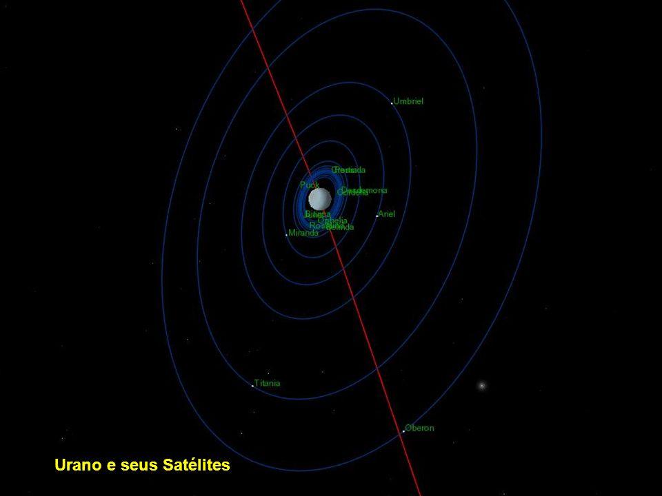 Urano e seus Satélites