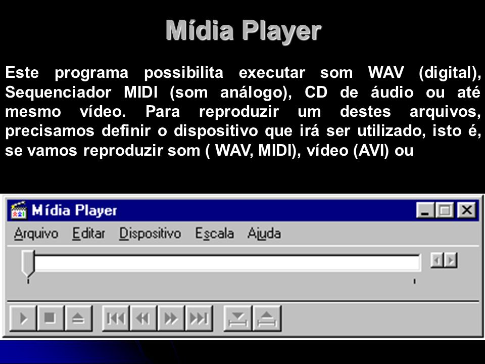 Mídia Player