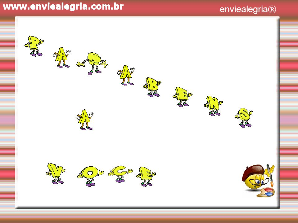 www.enviealegria.com.br www.enviealegria.com.br enviealegria®