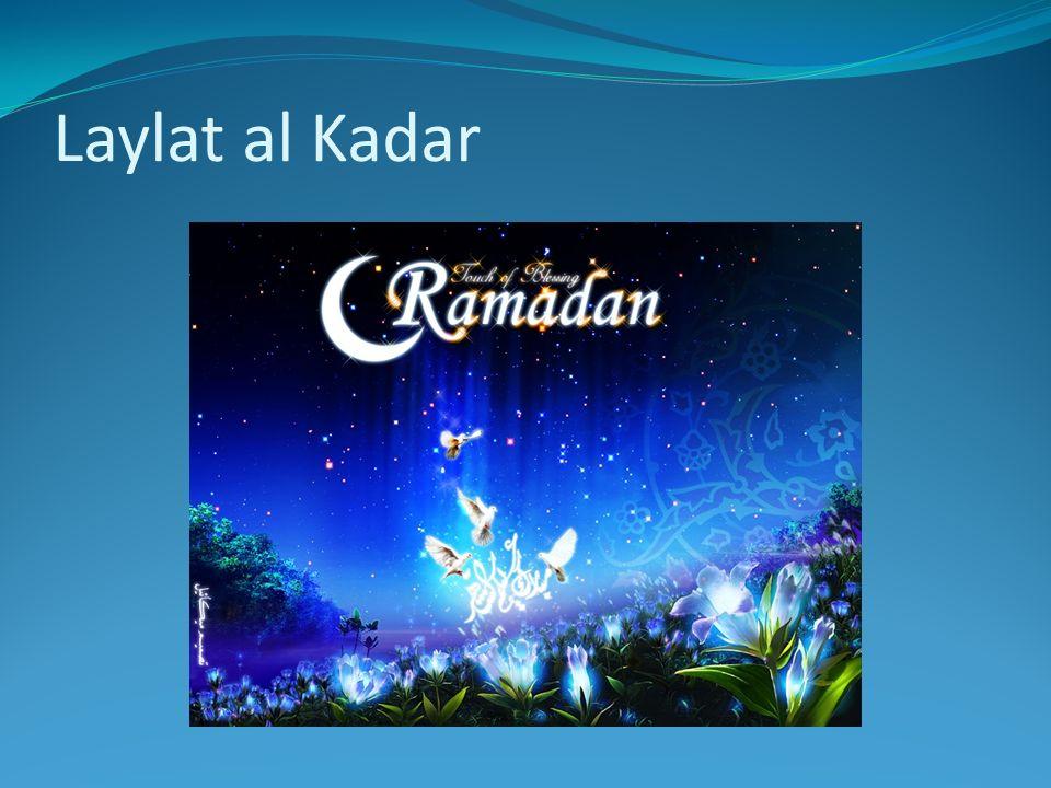 Laylat al Kadar