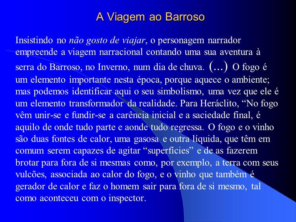 A Viagem ao Barroso