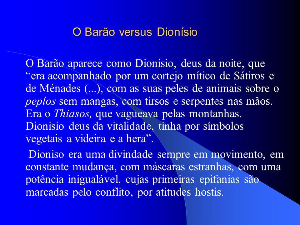 O Barão versus Dionísio