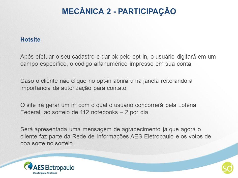 MECÂNICA 2 - PARTICIPAÇÃO