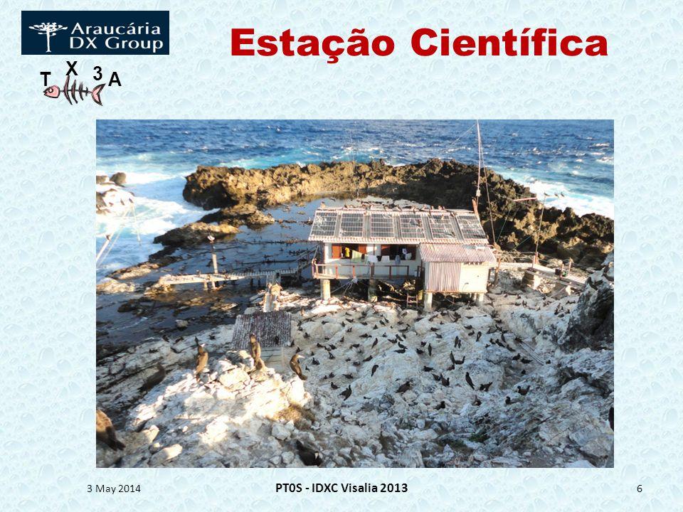 Estação Científica 30 March 2017 PT0S - IDXC Visalia 2013
