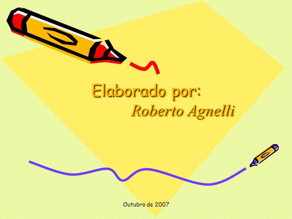 Elaborado por: Roberto Agnelli