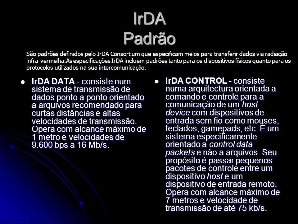 IrDA Padrão