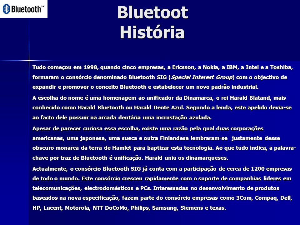 Bluetoot História
