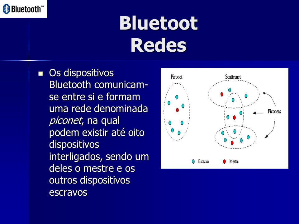 Bluetoot Redes