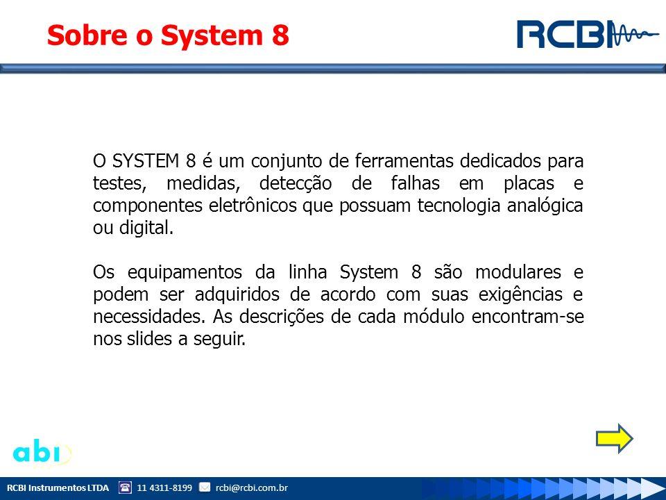 Sobre o System 8