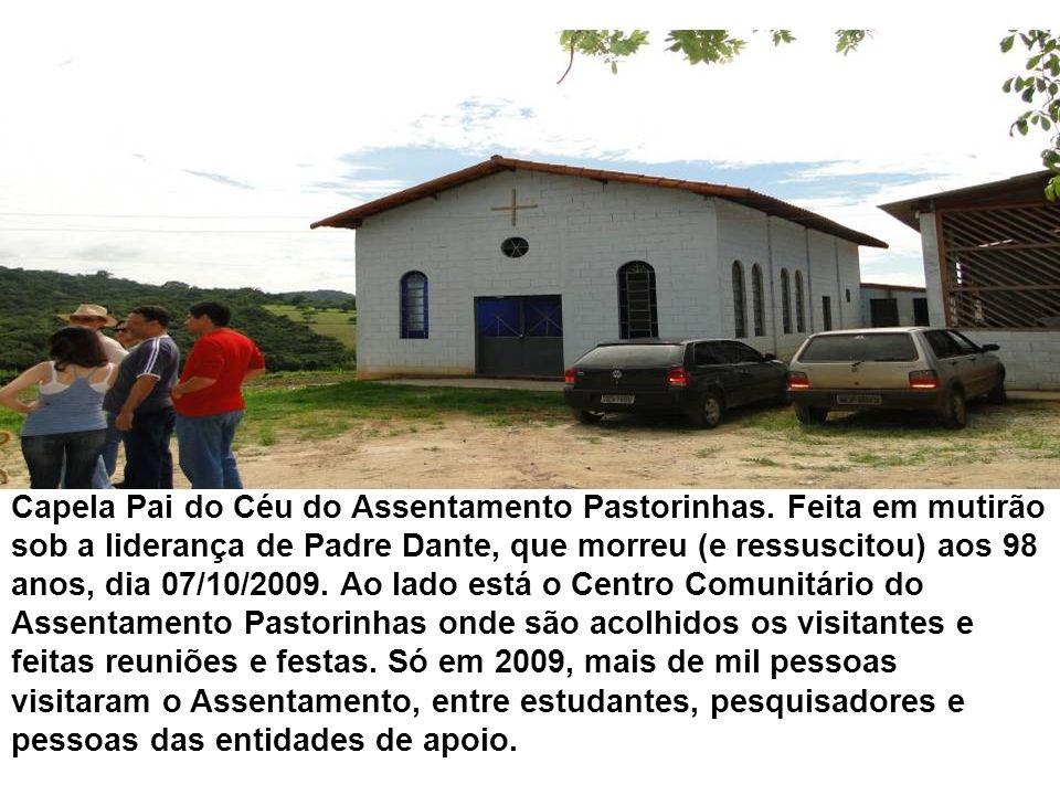 Capela Pai do Céu do Assentamento Pastorinhas