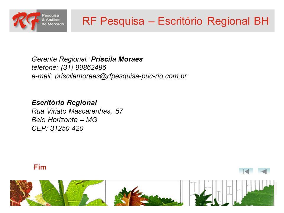 RF Pesquisa – Escritório Regional BH