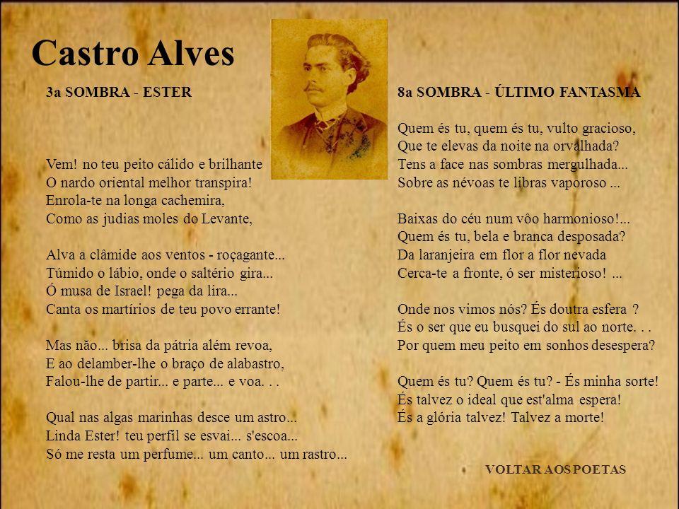 Castro Alves 3a SOMBRA - ESTER