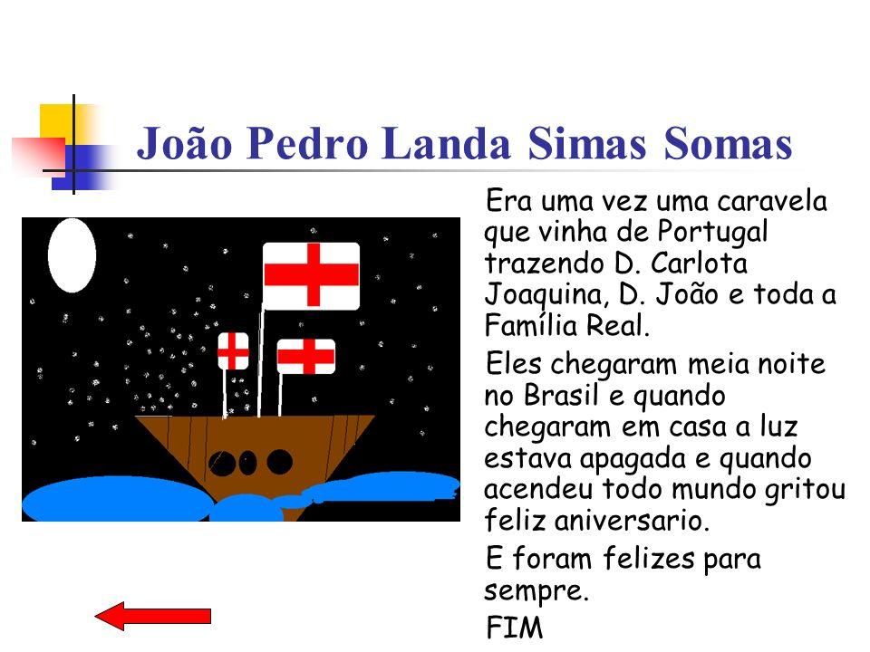 João Pedro Landa Simas Somas
