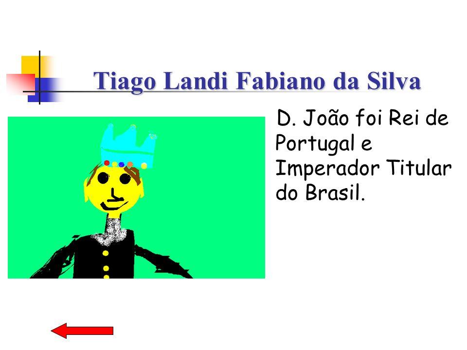 Tiago Landi Fabiano da Silva