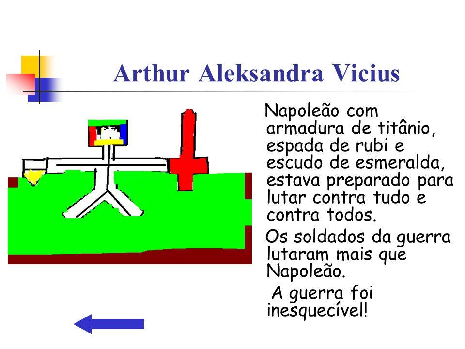 Arthur Aleksandra Vicius